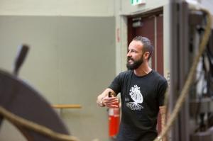Matt presenting 1